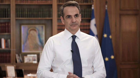 Κορωνοϊός: Απαγόρευση κυκλοφορίας ανακοίνωσε ο Μητσοτάκης - Πρόστιμο 150 ευρώ στους παραβάτες