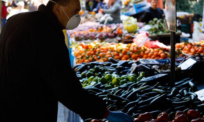 Κλειστές το Σάββατο όλες οι λαϊκές αγορές στην Ελλάδα - Ολα τα νέα μέτρα