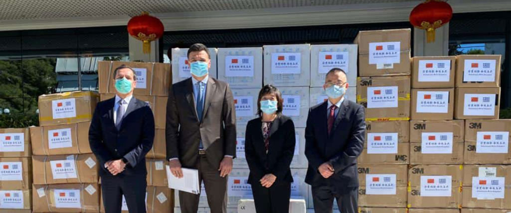 ΑΔΜΗΕ- Αναπνευστήρες και άλλα υλικά στο Νοσοκομείο Χανίων και το ΠΑΓΝΗ