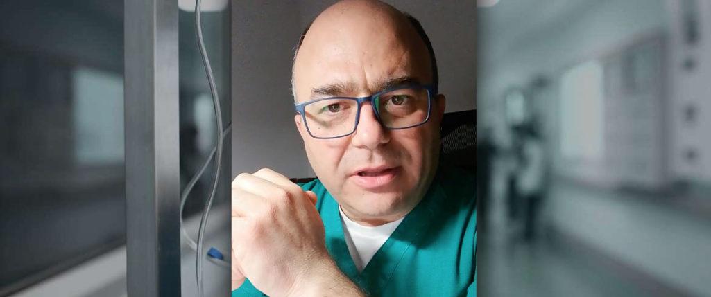 Χανιώτης γιατρός προειδοποιεί: Από εμάς εξαρτάται πλέον ο αριθμός των θανάτων