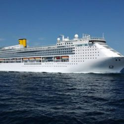 Επιβάτης του κρουαζιερόπλοιου «Costa Victoria» μεταφέρθηκε στο Βενιζέλειο Νοσοκομείο