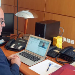 Βασίλης Διγαλάκης: Παρασκευή 20 Μαρτίου, αρχίζει διαδικτυακά μαθήματα η Γ΄ Λυκείου στα Χανιά