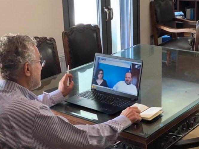 Ο Μ.Βολουδάκης για την κατάρτιση των εργαζομένων στον ΟΑΕΔ και θέματα ξενοδοχοϋπαλλήλων