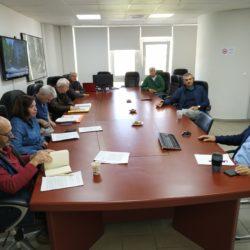 Συνάντηση του Δ.Σ. του ΟΑΚ με τους εργαζόμενους του Οργανισμού