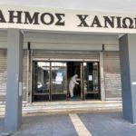 Καθημερινές απολυμάνσεις στις υπηρεσίες και τα οχήματα του Δήμου Χανίων