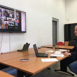 Προτεραιότητα η επαναλειτουργία του φράγματος Βαλσαμιώτη για τον νέο πρόεδρο του ΟΑΚ