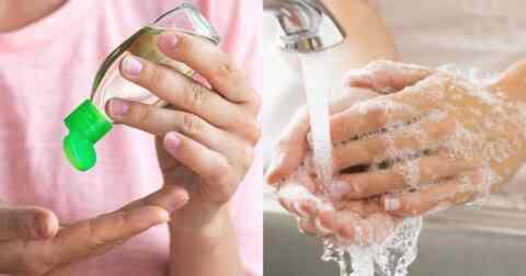 Χέρια: Πώς να αντιμετωπίσετε την ξηροδερμία από το σαπούνισμα και τα απολυμαντικά