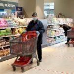 Πάνω από 1 δισ. ευρώ ο τζίρος των σούπερ μάρκετ την περίοδο του κορονοϊού