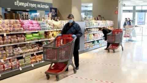 Σούπερ μάρκετ: Αύξηση πωλήσεων άνω του 1 δισ. ευρώ. Το top 5 των αλυσίδων
