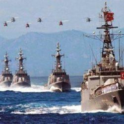 Συναγερμός στο Πολεμικό Ναυτικό για τουρκική άσκηση νότια της Κρήτης