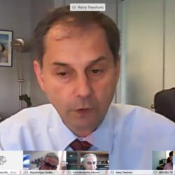 Συμμετοχή του Αντώνη Ροκάκη, σε τηλεδιάσκεψη του Ε.Ε.Α. με τον Υπουργό Τουρισμού