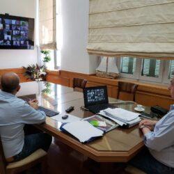 Πραγματοποιήθηκε το πρώτο Περιφερειακό συμβούλιο με τηλεδιάσκεψη στη Περιφέρεια Κρήτης