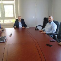 Συνεργασίες για την στήριξη της επιχειρηματικότητας, δρομολογούν Ο.Α.Κ. και Επιμελητήριο Χανίων