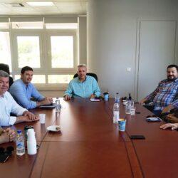 """Αλ. Μαρκογιαννάκης: """"Ο Ο.Α.Κ. αποτελεί το βασικότερο αναπτυξιακό εργαλείο της Κρήτης και πρέπει να στηριχθεί"""""""