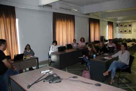 Ενημέρωση ιδιωτικών και δημοσίων μαιευτικών κλινικών από το Ληξιαρχείο του Δήμου Χανίων