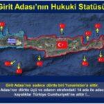 """Στον... """"κόσμο τους"""": Τουρκικές ΜΚΟ διεκδικούν «επιστροφή» Κρήτης και 12 νησιών (!) στην Τουρκία"""