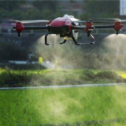 Με χρήση drones η καταπολέμηση των κουνουπιών  στην Περιφέρεια Κρήτης