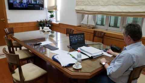 Τηλεδιάσκεψη Περιφερειαρχών για την επόμενη ημέρα στον τουρισμό