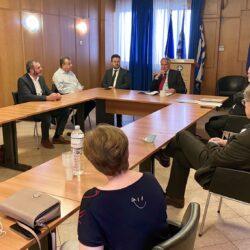 Στις Βρυξέλλες ο φάκελος αποζημιώσεων προς τους Κρήτες αγρότες, για την κλιματική αλλαγή