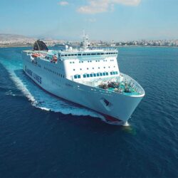"""Επιστρέφει στην """"κανονικότητα"""" και η ΑΝΕΚ. Δύο πλοία και πάλι από σήμερα στην γραμμή Σούδα-Πειραιά"""