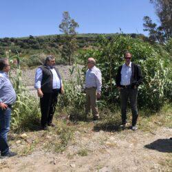 Ξεκινά το έργο διευθέτησης ποταμού Ταυρωνίτη στο Δήμο Πλατανιά