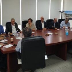 Δέσμευση της κ. Μπακογιάννη για στήριξη του Ο.Α.Κ.: «Μπορεί να γίνει «μηχανισμός απορρόφησης»