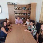 Συνάντηση στην Περιφέρεια για την ενίσχυση της γυναικείας επιχειρηματικότητας