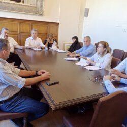 Έκκληση Περιφερειάρχη για ετοιμότητα όλων των φορέων που υλοποιούν χρηματοδοτούμενα έργα