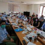Με τις διοικήσεις των νοσοκομείων της Κρήτης συναντήθηκε η διευθύντρια της ΥΠΕ