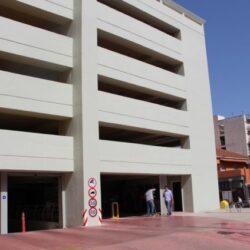 Εργασίες αναβάθμισης του κεντρικού συστήματος του δημοτικού πάρκινγκ της Περίδου