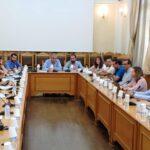 Συνεδρίασε η Επιτροπή Προγραμματισμού της Περιφέρειας Κρήτης