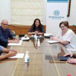 Συνάντηση Εργασίας στη Περιφέρεια Κρήτης για την Δια Βίου Μάθηση