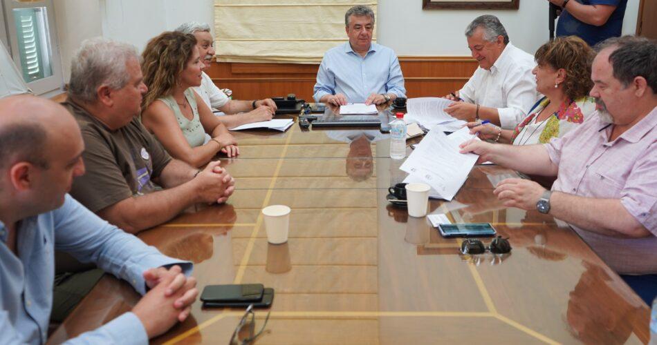 Υπεγράφη η σύμβαση για την πρώτη μονάδα αεριοποίησης υπολειμμάτων στερεών απορριμμάτων στο νησί