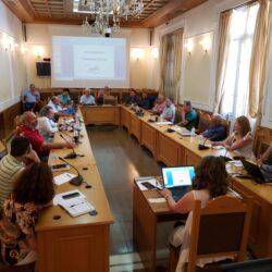 """Συνάντηση της Ομάδας Εργασίας """"AREPO"""" της Περιφέρειας Κρήτης"""