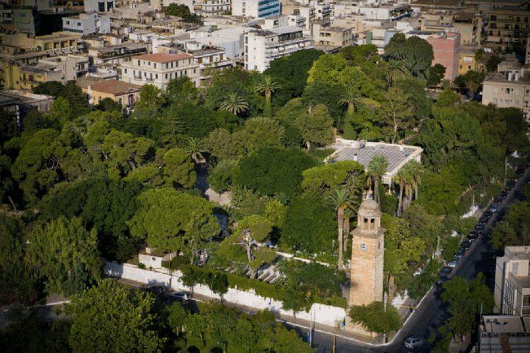 Υπογράφηκε από τον Περιφερειάρχη Κρήτης η σύμβαση για την ανάπλαση του Δημοτικού Κήπου Χανίων