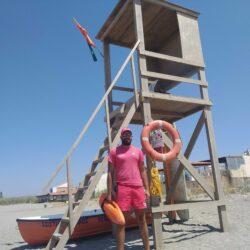 Στις θέσεις τους από χθες οι 14 ναυαγοσώστες στις παραλίες του Πλατανιά