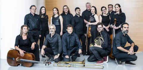 Οι Vamos Ensemble με την Ιωάννα Φόρτη σε ζωντανή μετάδοση, απόψε στην Παναγία Γκουβερνιώτισσα