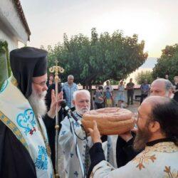 Εορτάσθηκε η Μεταμόρφωση του Σωτήρος, στην Ορθόδοξη Ακαδημία Κρήτης