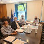 Το «Ταμείο Ανάκαμψης» και ο ρόλος του ΟΑΚ στο επίκεντρο της επίσκεψης του Α.Παπαδογιάννη στο Υπουργείο Υποδομών