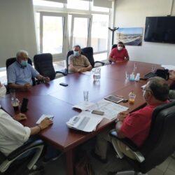 Συνεργασία Ο.Α.Κ, Δήμου Αποκορώνου και Τ.Ο.Ε.Β. για την ποιοτική αναβάθμιση του αρδευτικού νερού