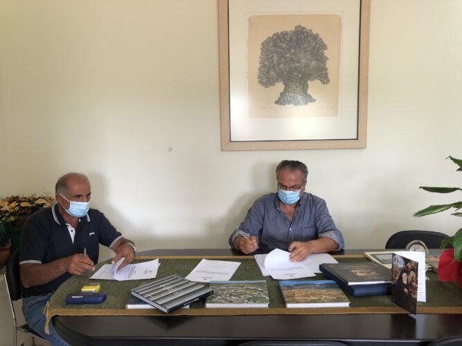Ξεκινούν αντιπλημμυρικά έργα στον οδικό άξονα Ορθουνίου - Καράνου