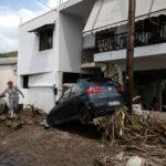 """Ζερεφός: Ποτέ εκκένωση εν ώρα πλημμύρας. """"Καλύτερα στην ταράτσα"""""""