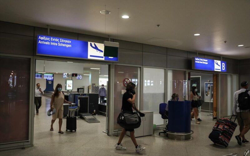 Μείωση 83% στην επιβατική κίνηση στα ελληνικά αεροδρόμια τον Ιανούαριο
