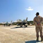 Έφτασαν στην 115 Π.Μ. τα μαχητικά αεροσκάφη των Ηνωμένων Αραβικών Εμιράτων