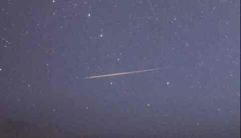 Τα πεφταστέρια στον χανιώτικο ουρανό σε ένα όμορφο time lapse βίντεο