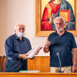 Πολύτιμο υλικό από την Γερμανική Κατοχή στα χέρια των μελών της Εταιρείας Μουσείου Μάχης της Κρήτης