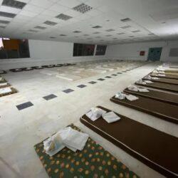 Αρνητικά τα τεστ για Covid στους μετανάστες που διαμένουν στο κολυμβητήριο Ακρωτηρίου