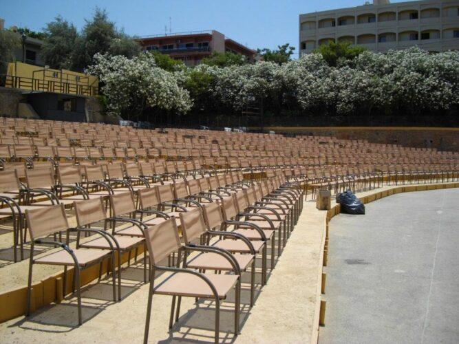 """Δήμος Χανίων: Αναβλήθηκαν όλες οι εκδηλώσεις στην Τάφρο. Ανοικτός ξανά ο κινηματογράφος """"Κήπος"""""""