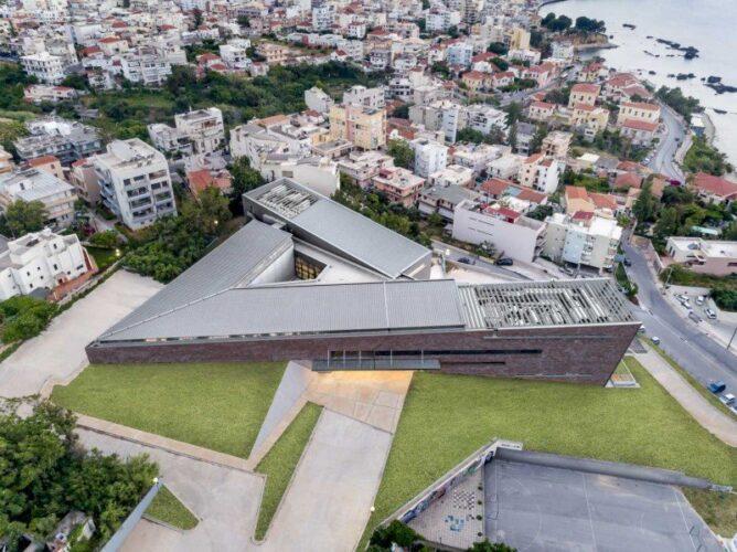 Ξεκινά η μεταφορά των εκθεμάτων στο νέο αρχαιολογικό μουσείο Χανίων
