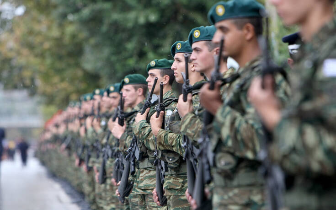 Ηλεκτρονικά η υποβολή αίτησης για αναβολή από τον Στρατό